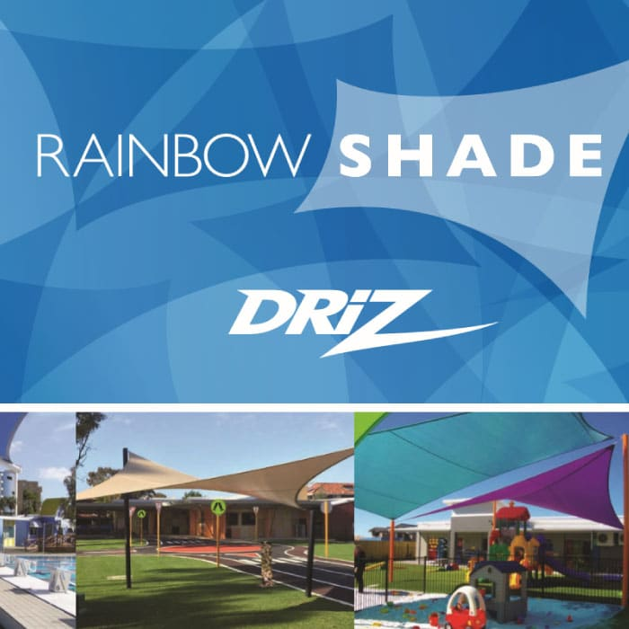Rainbow Shade DRiZ