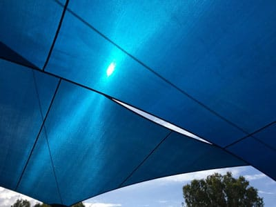 Moffat Beach Shade Sails