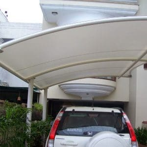 Counter Lever Shade Structures