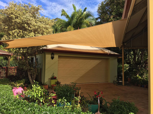Chevallum shade sails
