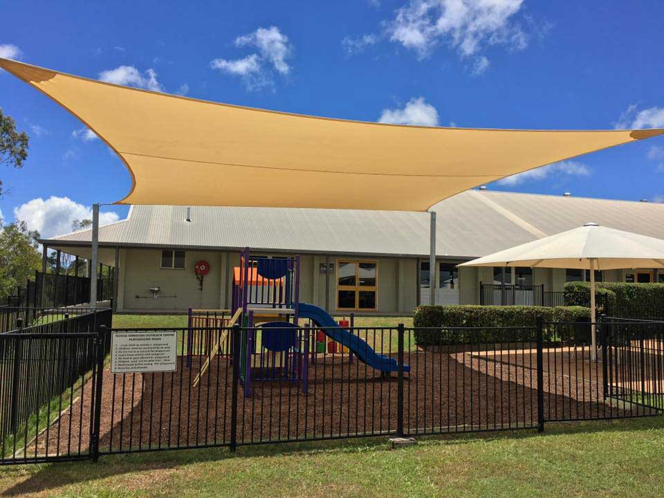 School Shade Sail