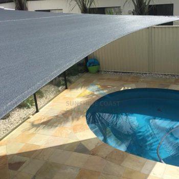 Pool Shade Sail