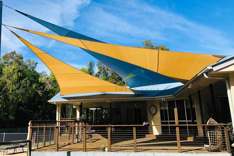 Deck Shade Sails