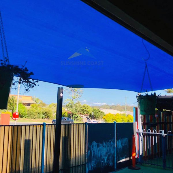 Daycare Centre Shade Sail