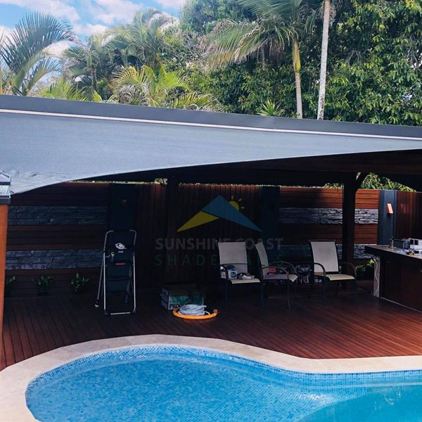Pool Shade Sails