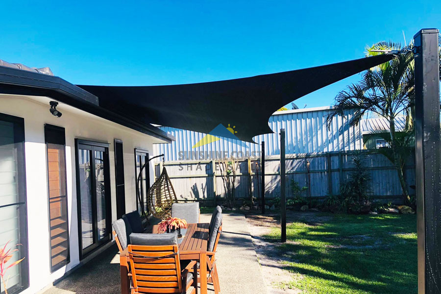 New Standards for Shade Sail Fabric