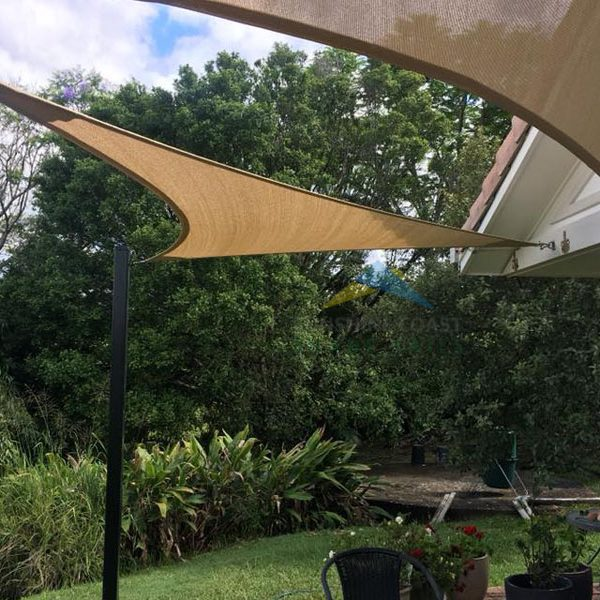 Entertainment Area Shade Sails