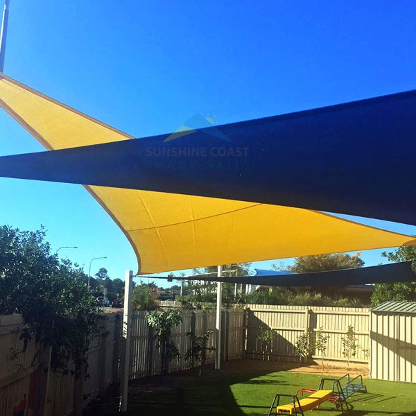 Daycare Centre Shade Sails