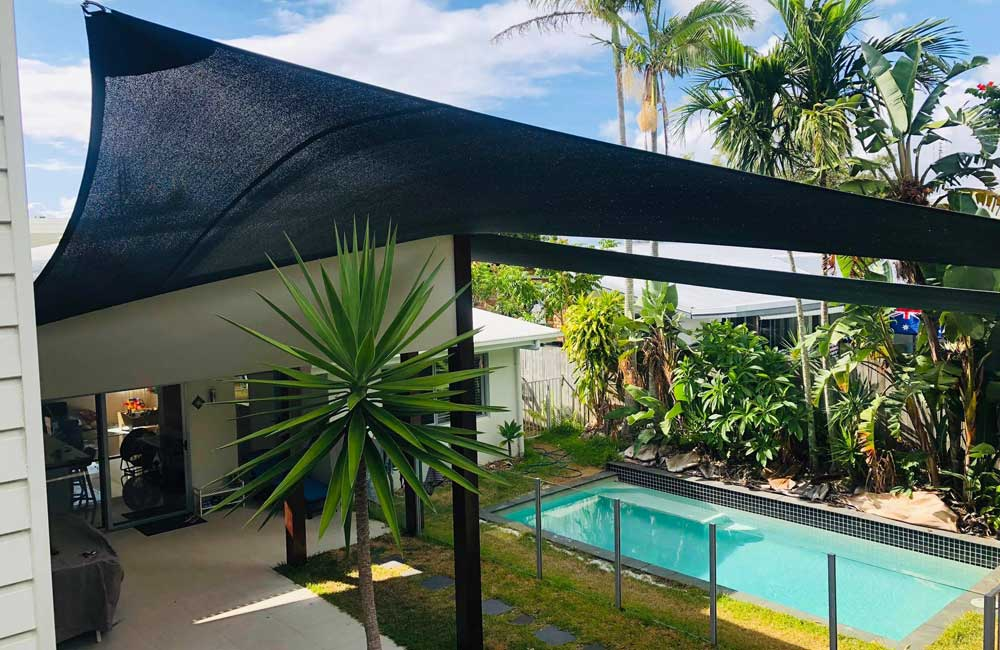 Noosa Pool Shade Sails
