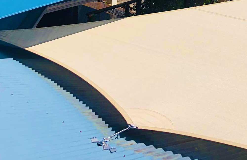 Corrugated Roof Bracket