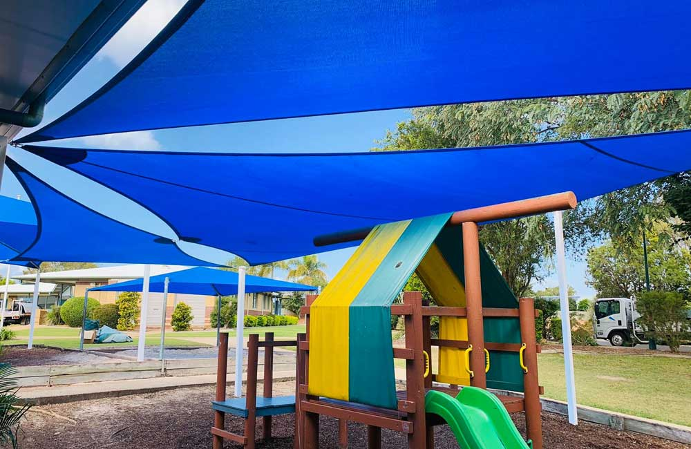 College Shade Sails