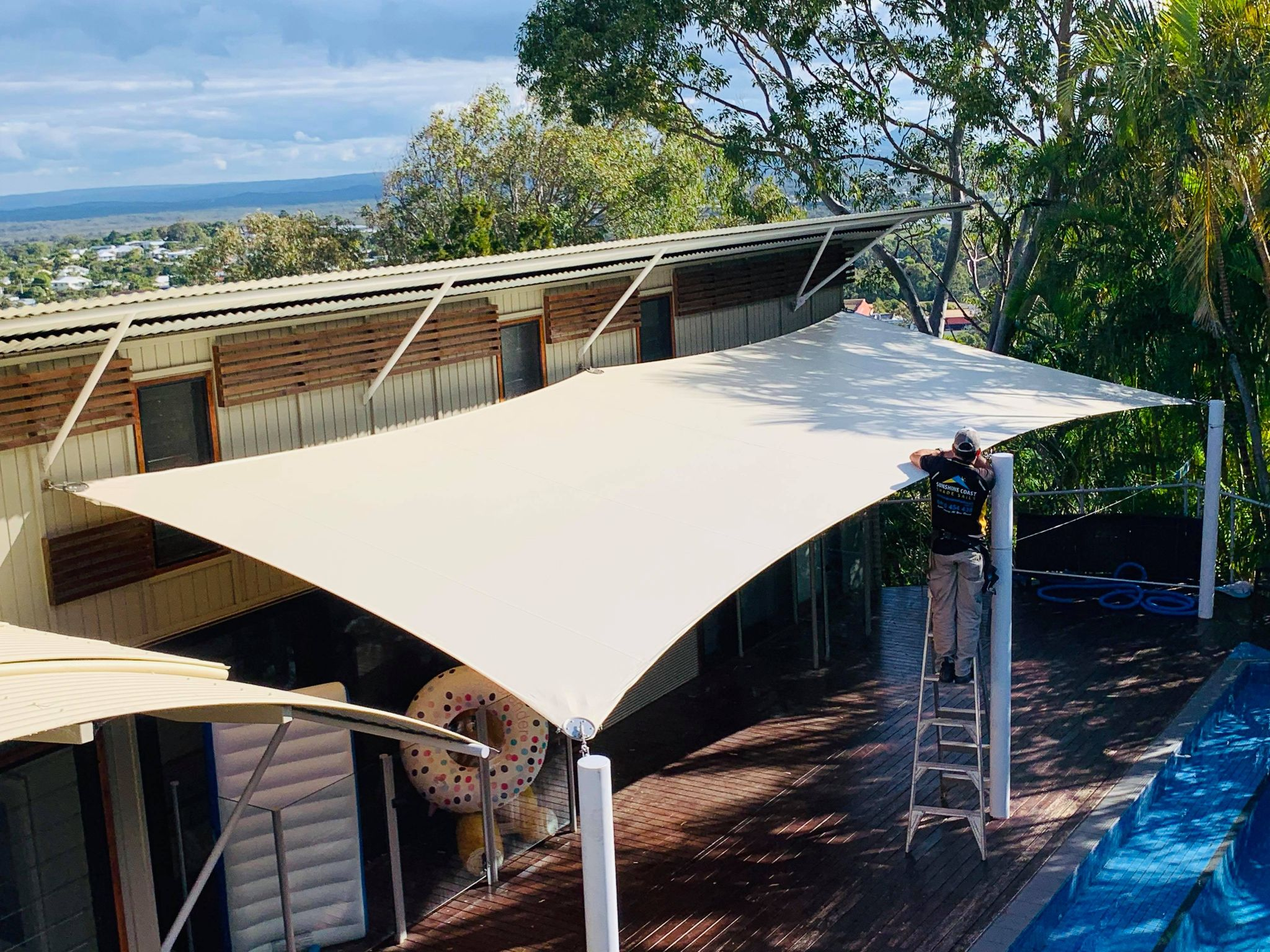 Noosa Heads Waterproof Sail
