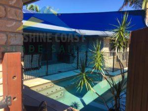 Pool Cover Shade Sail